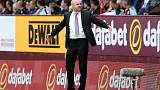 Dyche concerned about player safety after Blackburn fan invades pitch