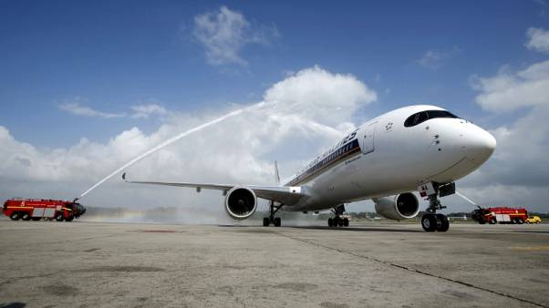 Regulator, Airbus issue software fix for A350 on explosion risk