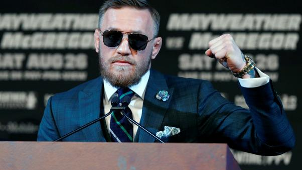 McGregor adds new chapter in rags-to-riches story