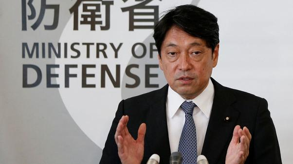 Japan's defence chief says Tokyo expressed concern to Beijing over bomber flight