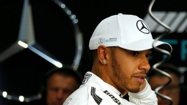 Hamilton hungry for 'blood' ahead of 200th race