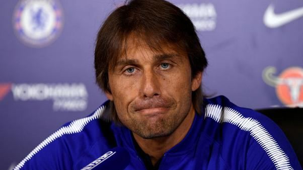 Conte surprised by Hazard call-up for Belgium