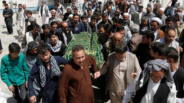 Afghanistan's Shi'ites call for protection after latest mosque attack