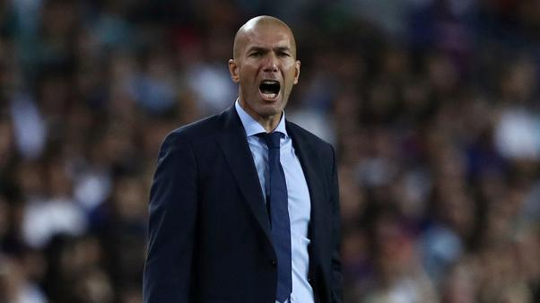 Madrid not looking for new signings, says Zidane