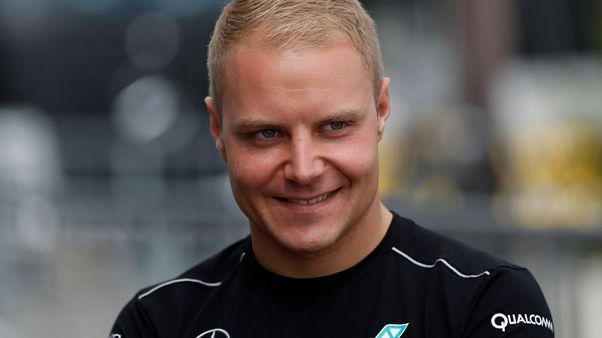 Bottas set to stay at Mercedes