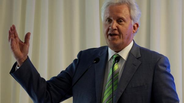 Jeff Immelt says not pursuing Uber CEO job