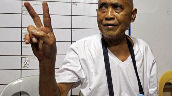 Father of Philippine Islamist militant leaders dies in government custody