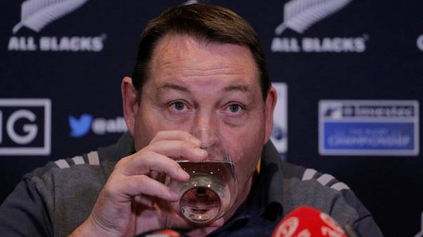 More openside flanker woes for All Blacks after Todd breaks hand