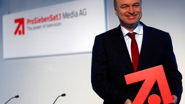 ProSieben looking for investors in TV production, e-commerce units