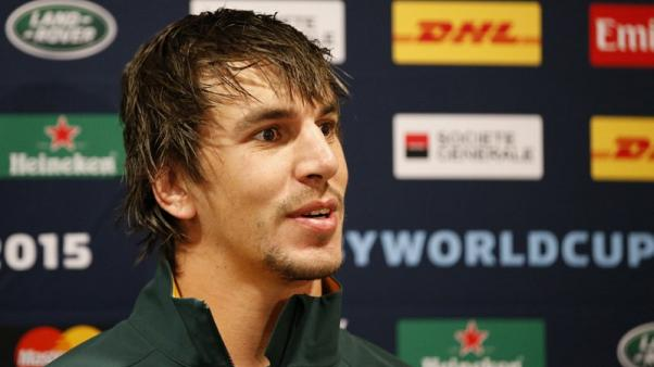 Etzebeth relishing captaincy as he comes out of his shell