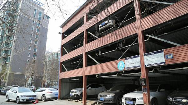 In China, to snag a new home buyers may need to pay huge price for parking space