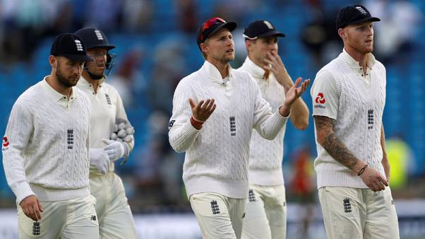 England name unchanged squad for third test vs. Windies