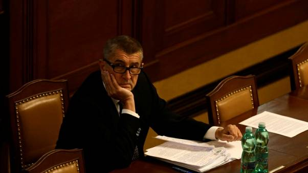 Czech committee recommends letting police charge PM candidate Babis