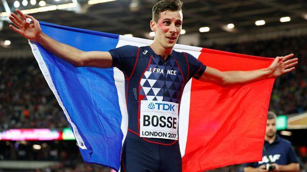 -World champion Bosse ends season after assault