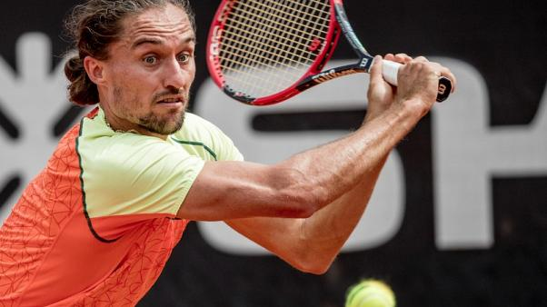 Dolgopolov hits back at match-fixing questions