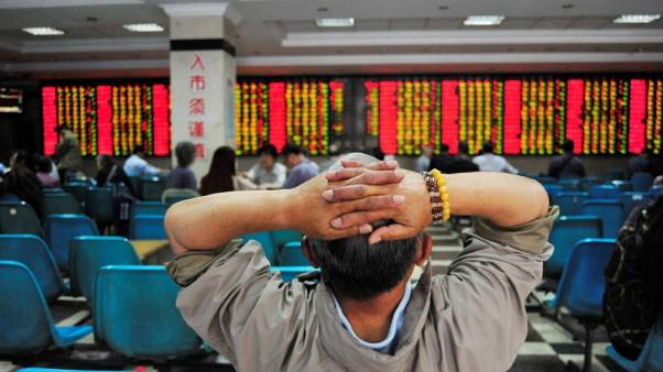 Betting on China stocks? Investors in state firms have edge