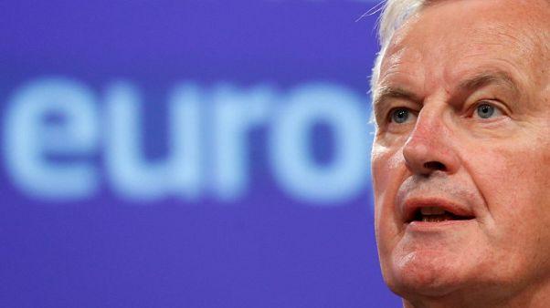 EU's Barnier says no 'decisive progress' in Brexit talks