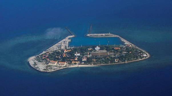 Vietnam protests at Chinese military drill in South China Sea