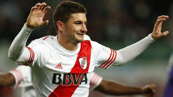 Argentine striker Alario joins Leverkusen