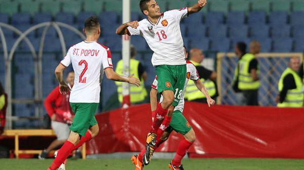 Bulgaria end 50-year Sweden hoodoo