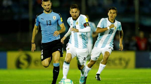 Uruguay battle Argentina to predictable stalemate