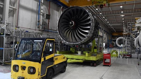 UK factories move up a gear, hinting at stronger growth - PMI