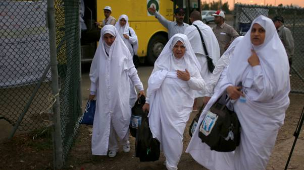 Iran sends pilgrims back to haj in test for broader dialogue