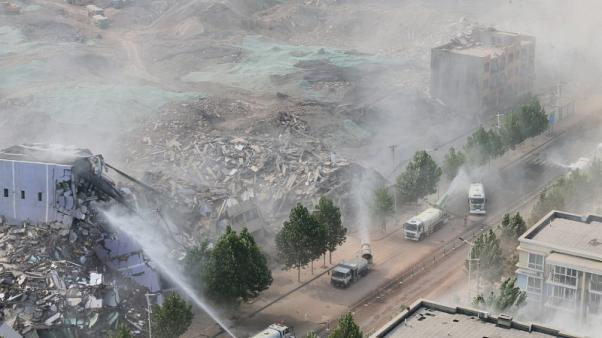 China warns mild, humid winter weather could make smog worse