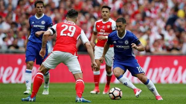 Chelsea have the depth to compete on multiple fronts, Hazard says