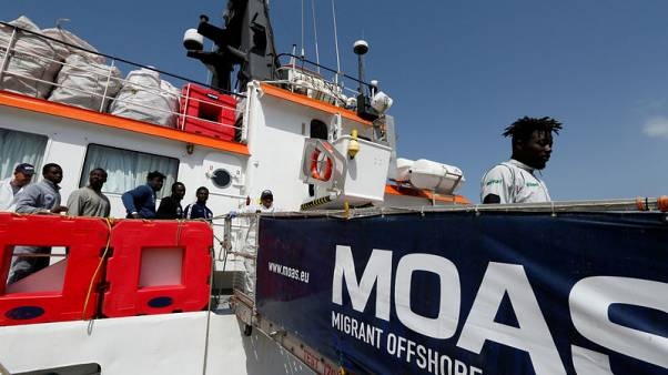 Malta-based charity group suspends Mediterranean migrant rescues