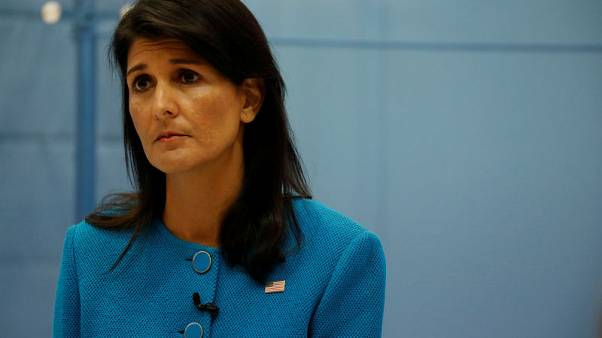 If Trump says Iran violating nuclear deal, does not mean U.S. withdrawal -Haley