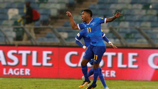 Rodrigues wonder strikes help Cape Verde upset South Africa