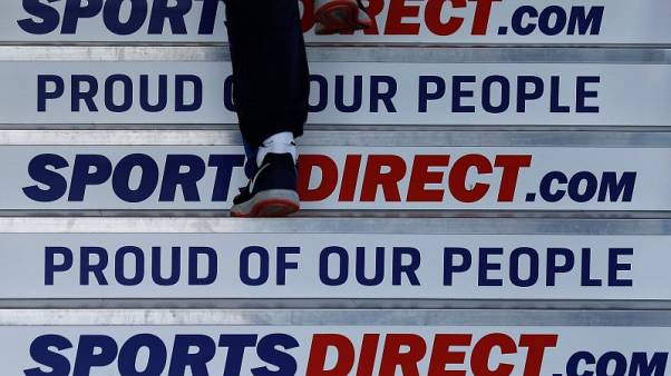 Sports Direct's embattled chairman faces ejection at annual meeting
