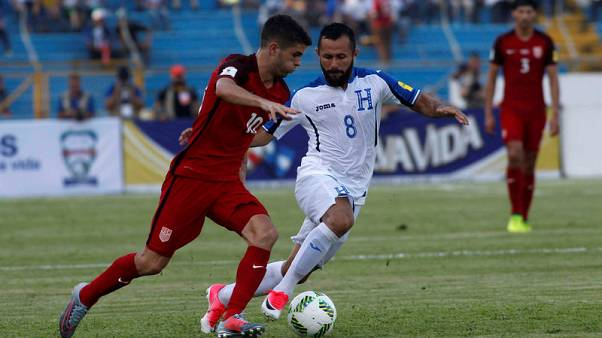 Late Wood goal earns U.S. 1-1 draw with Honduras