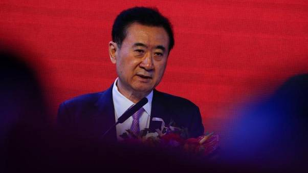 China's Wanda sues microbloggers for 'malicious rumours' about owner Wang Jianlin
