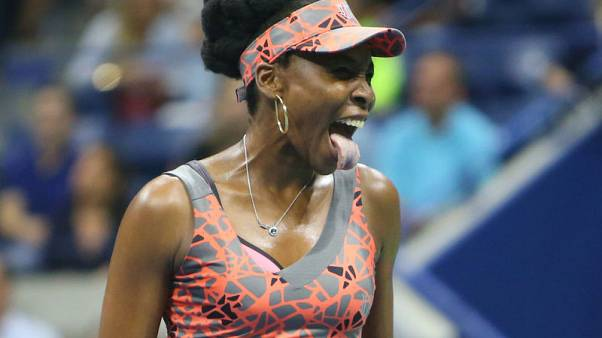 Williams still grabbing her opportunities at U.S. Open