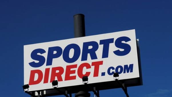 Sports Direct reiterates earnings guidance ahead of shareholder meeting