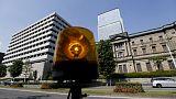 Japan regional banks' core profits falling faster than expected - FSA draft