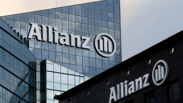 China's Anbang, HNA considered buying insurance group Allianz -sources