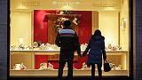 German factory orders fall on weak domestic demand