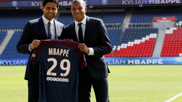 PSG president says nothing to hide over summer transfers