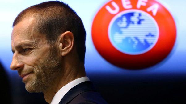 UEFA chief Ceferin backs shorter transfer window