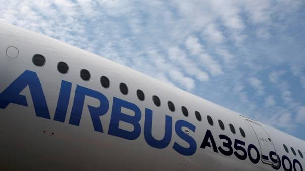 Airbus says United expands and rejigs A350 plane order