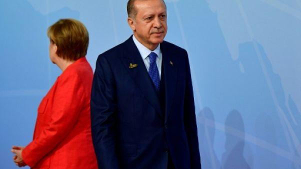 """Les déclarations allemandes sur la Turquie rappellent le """"nazisme"""", selon Erdogan"""
