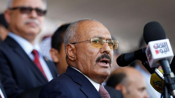 Yemen's Saleh keeps friend and foe guessing after skirmish with Houthi allies
