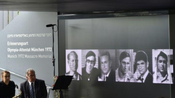 Allemagne: 45 ans après, hommage aux victimes du drame des JO de Munich