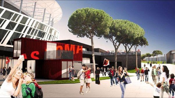 Stadio Roma: al lavoro per Conf. servizi