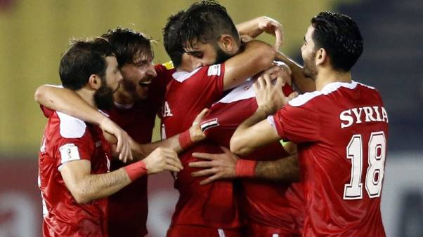 Spirited Syrians battling to achieve World Cup dream