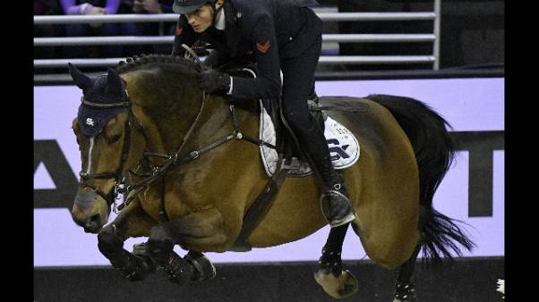 Equitazione: De Luca 2/o nel Fei Ranking