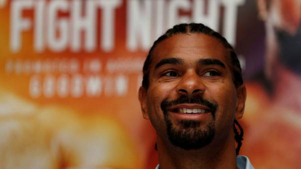 Former world champion Haye plans to return to the ring